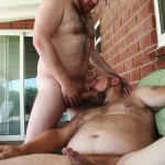 Hairy-and-Raw-DJ-Russo-and-Chris-Rojo-Daddy-Bear-Fucking-A-Younger-Cub-Amateur-Gay-Porn-08-150x150 Amateur Daddy Bear Finds A Younger Cub and Fucks Him Bareback