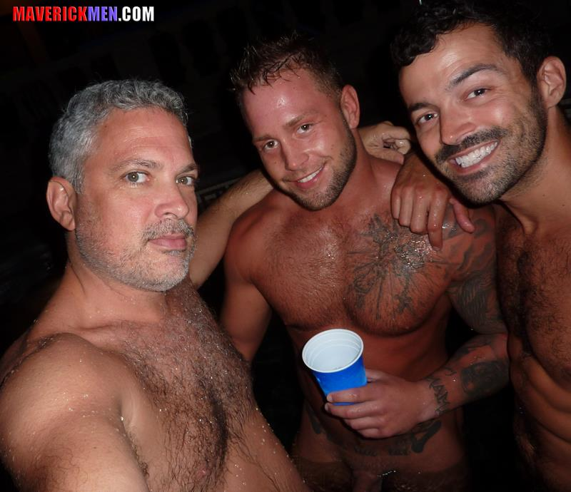 Maverick Men Carter Jacobs Drunks Guys With Big Cocks Barebacking Amateur Gay Porn 1 Drunk, Horny, Hairy, Muscle Gay Lovers Bareback Their Straight Buddy