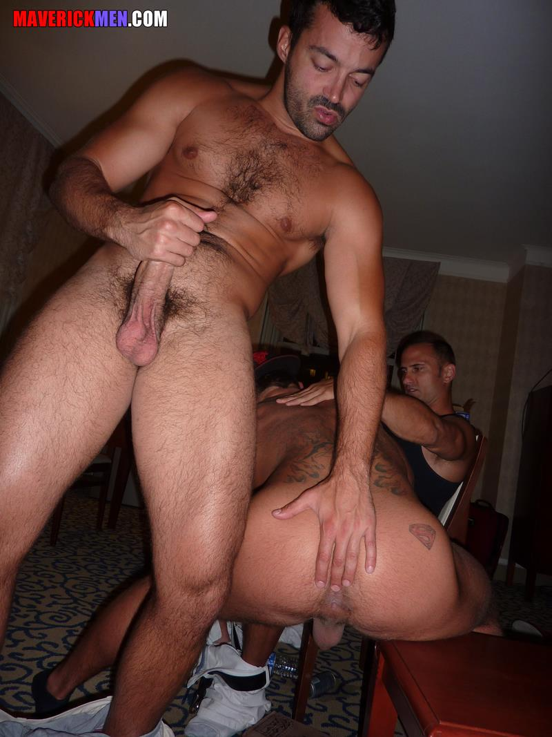 Maverick Men Carter Jacobs Drunks Guys With Big Cocks Barebacking Amateur Gay Porn 4 Drunk, Horny, Hairy, Muscle Gay Lovers Bareback Their Straight Buddy