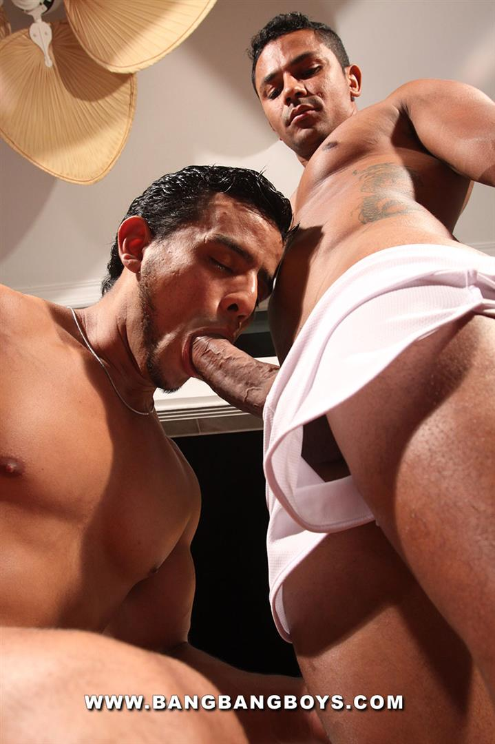 Bang-Bang-Boys-Marcelo-Mastro-and-Igor-DaSilva-Latin-Bareback-Huge-Cock-Amateur-Gay-Porn-04 Amateur Muscle Brazilian Studs Barebacking With Thick Uncut Cocks