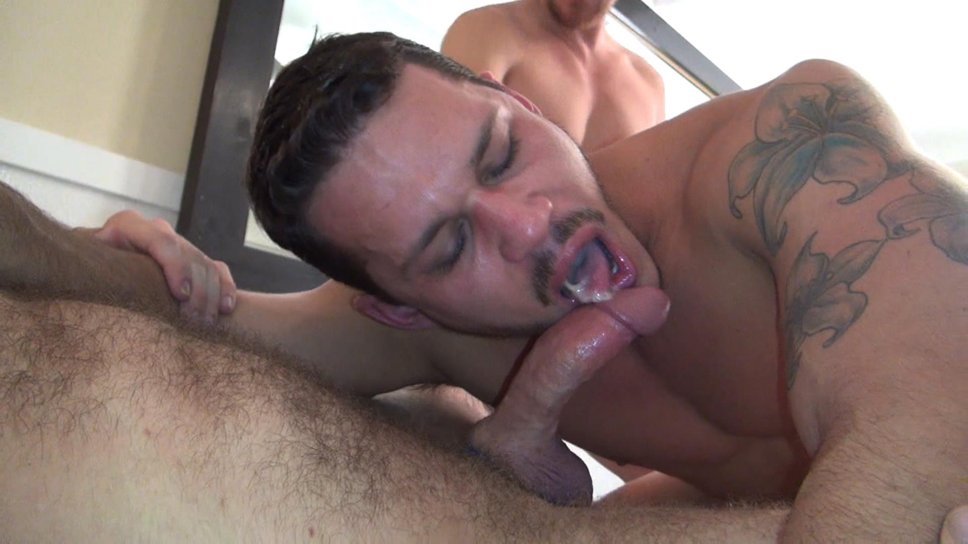 Raw Fuck Club Dayton OConnor Tate Ryder Shay Michaels Adam Russo Bareback Breeding Amateur Gay Porn 8 Tate Ryder Gets Three Hairy Muscle Daddy Bareback Cocks