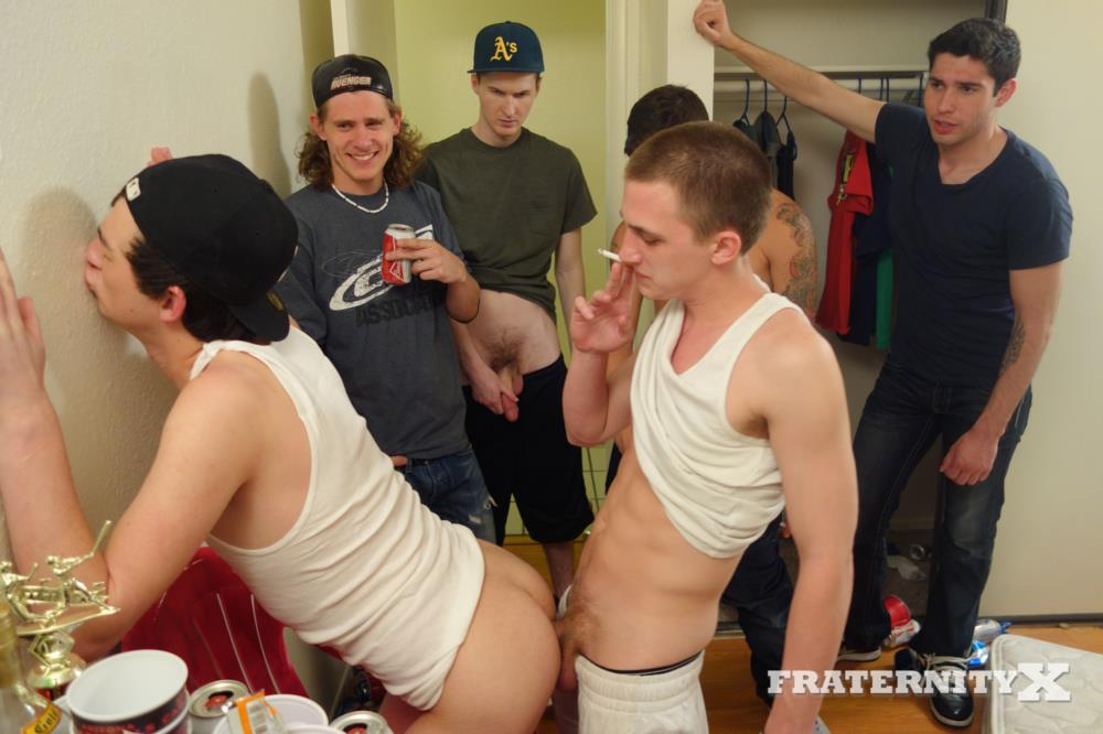 Fraternity X Silas Gang Bang Bareback A Freshman Pledge BBBH Amateur Gay Porn 11 Fraternity Guys Tie Up And Gang Bang Bareback The Freshman