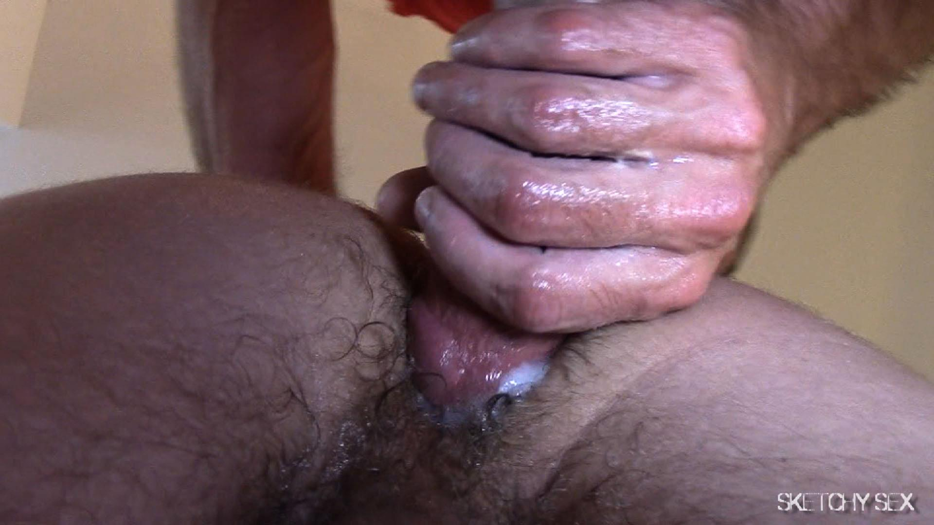 "Sketchy Sex Nate Getting Fucked Bareback By A 10 Inch Craigslist Cock Amateur Gay Porn 10 Taking A 10"" Craigslist Cock Bareback While The Roommate Watches"
