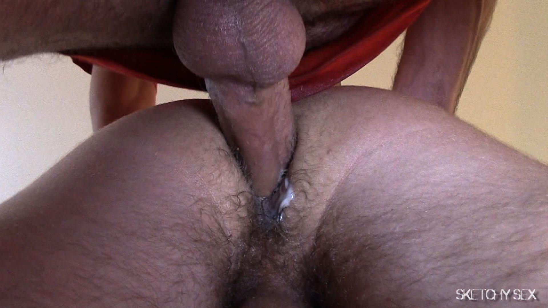 "Sketchy Sex Nate Getting Fucked Bareback By A 10 Inch Craigslist Cock Amateur Gay Porn 11 Taking A 10"" Craigslist Cock Bareback While The Roommate Watches"