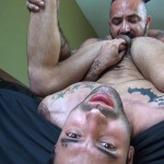 Dudes-Raw-Alessio-Romero-and-Nick-Cross-Hairy-Latino-Muscle-Daddy-Barebacking-Amateur-Gay-Porn-14-150x150 Hairy Muscle Daddy Alessio Romero Barebacking Nick Cross