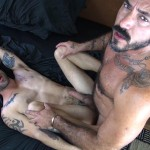 Dudes-Raw-Alessio-Romero-and-Nick-Cross-Hairy-Latino-Muscle-Daddy-Barebacking-Amateur-Gay-Porn-54-150x150 Hairy Muscle Daddy Alessio Romero Barebacking Nick Cross