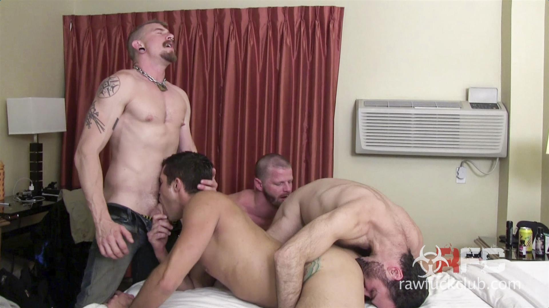 Raw Fuck Club Dylan Saunders and Dusty Williams and Jeff Kendall and Jeremy Stevens BBBH Amateur Gay Porn 05 Big Cock Amateur Hotel Bareback Sex Party
