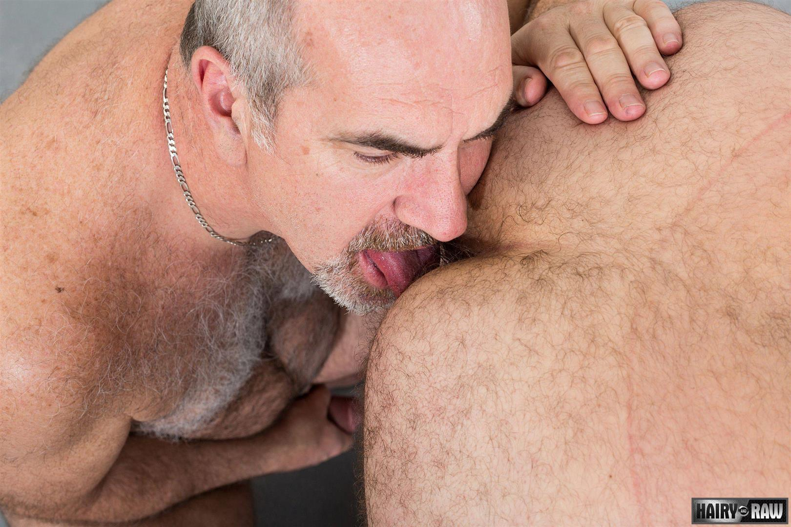 Hairy-and-Raw-Vince-Stewart-and-Martin-Pe-Hairy-Chubby-Dads-Barebacking-Uncut-Cocks-Amateur-Gay-Porn-15 Hairy Chubby Dads With Thick Uncut Cocks Fucking Bareback