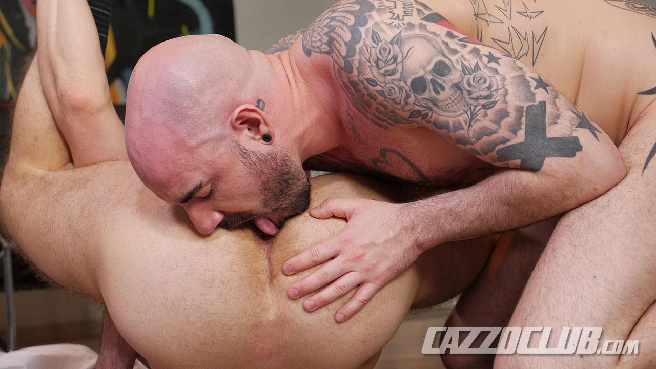 Cazzo Club Adam Darcre and Matteo Valentine Bareback Uncut Cocks Amateur Gay Porn 11 German Guys In Suits Fucking Bareback With Their Big Uncut Cocks