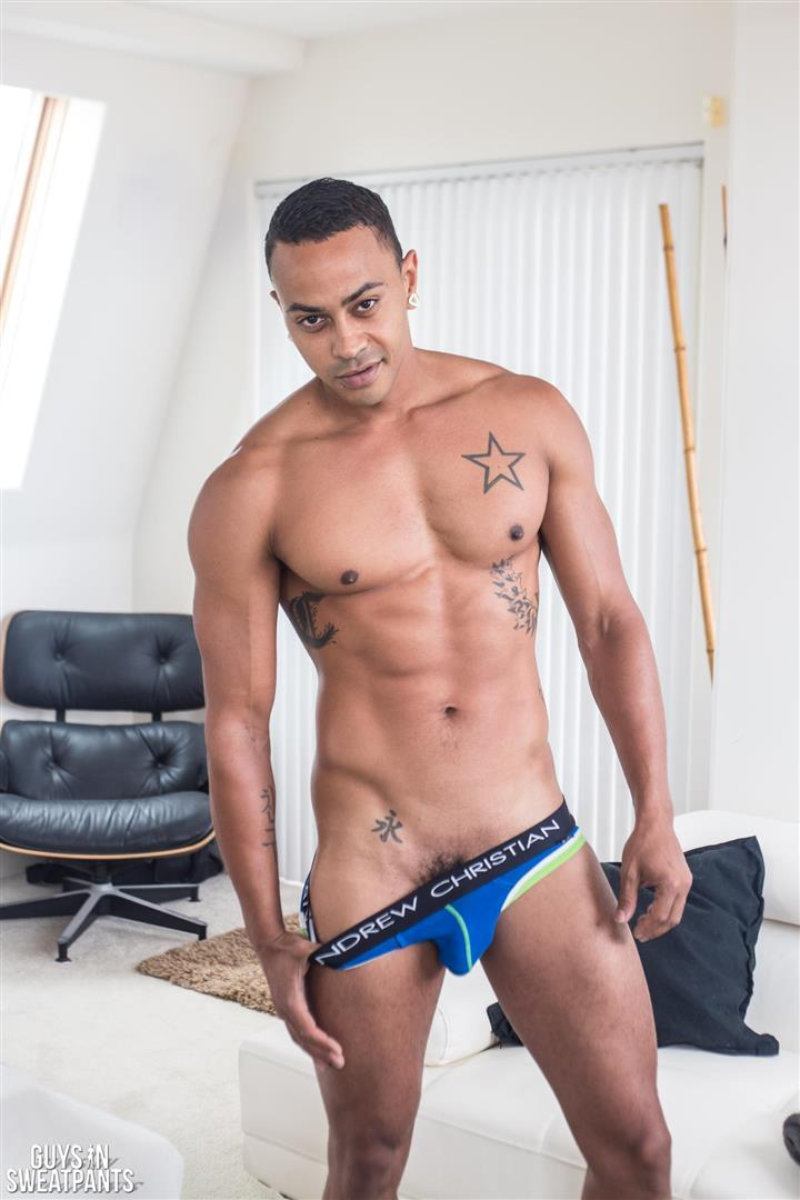 Guys In Sweat Pants Cameron Jakob and Dillon Hays Interracial Bareback Breeding Amateur Gay Porn 01 Versatile Hung Black Guy Fucks A White Boy With A Huge Uncut Cock