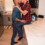 Alpha-Male-Fuckers-Brian-Bonds-and-Damien-Kilauea-Bareback-Gay-Sex-05-150x150 Brian Bonds Getting Fucked In His Kitchen By Damien Kilauea