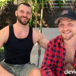 Deviant-Otter-Jake-Naked-Hairy-Guys-Amateur-Bareback-Sex-01-150x150 Outdoor Bareback Flip Fucking With The Deviant Otter