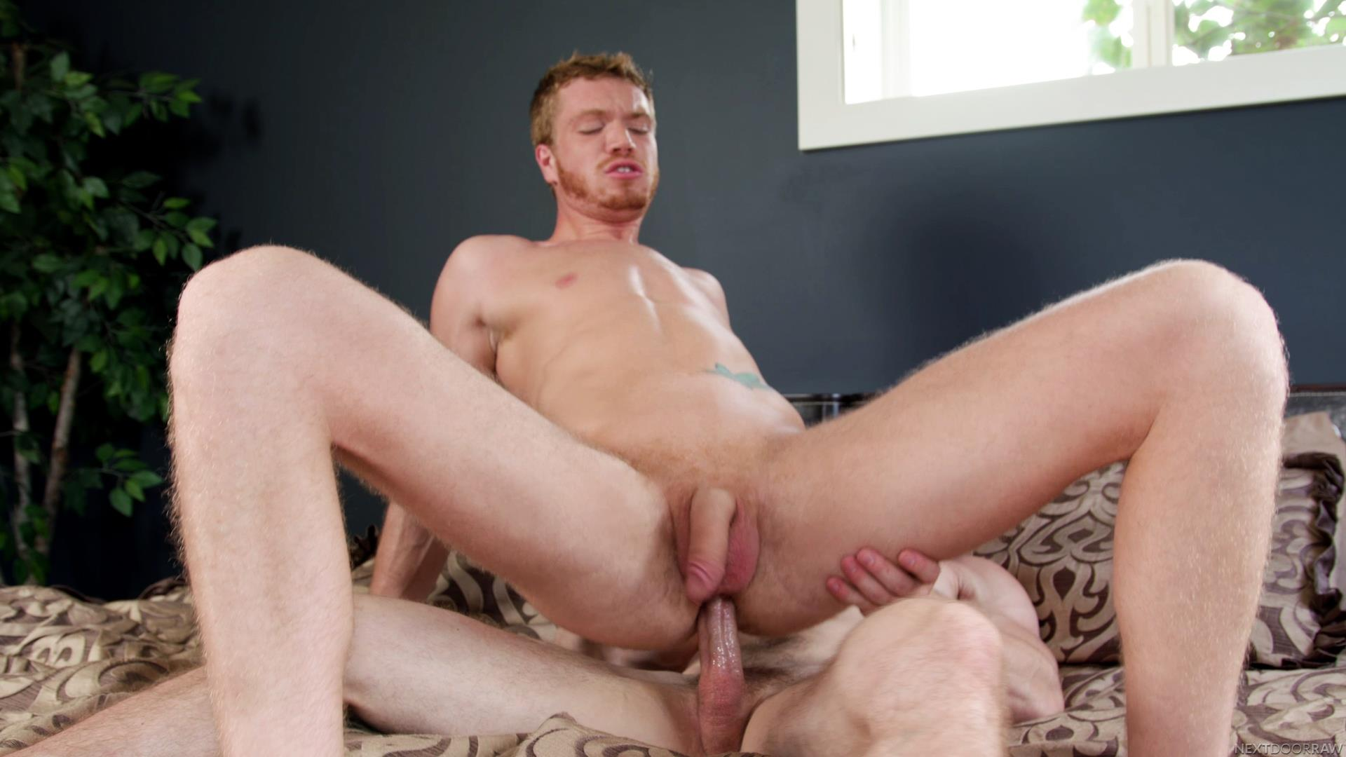Next-Door-Raw-Markie-More-and-Dacotah-Red-Big-Dick-gingers-fucking-bareback-13 Ginger Boyfriends Markie More and Dacotah Red Share A Bareback Fuck